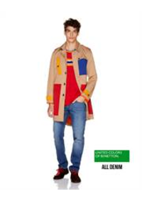 Prospectus United Colors Of Benetton Ecublens : All Denim