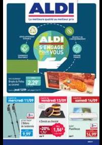 Prospectus Aldi Chaumont : ALDI s'engage pour vous