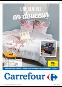 Prospectus Carrefour JAMBES : Une rentrée en douceur