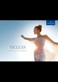 Prospectus Villeroy & Boch THONON LES BAINS : Catalogo Viclean