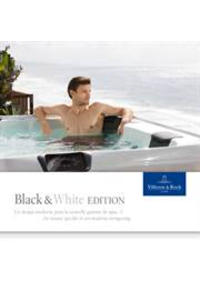 Prospectus Villeroy & Boch THONON LES BAINS : Black & White Edition