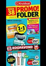 Prospectus Kruidvat : Promo Folder