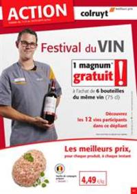 Bons Plans Colruyt HANNUT : Festival Du Vin