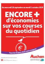 Promos et remises Auchan drive : Catalogue Auchan Drive