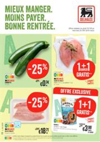 Promos et remises Shop'n Go Gembloux : Weekly Acties