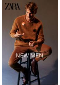 Catalogues et collections ZARA Woluwe-Saint-Lambert : New Men