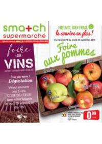 Bons Plans Match AUVELAIS : Folder Match