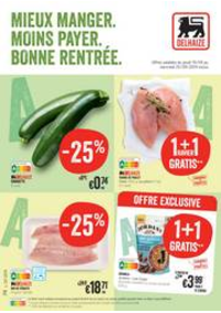 Promos et remises Proxy Delhaize Velaine-Sur-Sambre : Nouveau: Promotion de la semaine