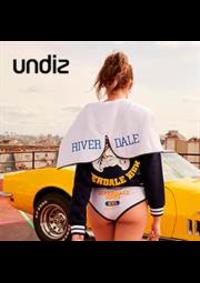Prospectus Undiz PARIS : Nouvelle Collection - Riverdale
