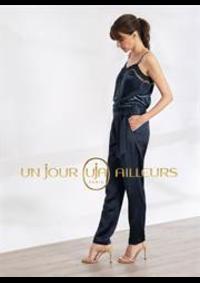Catalogues et collections Un jour ailleurs LE CHESNAY : Collection Pantalons