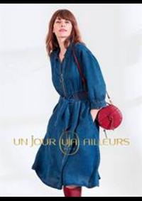 Catalogues et collections Un jour ailleurs PARIS 33-35 RUE TRONCHET : Robe & Jupes Femme