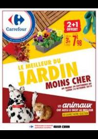 Prospectus Carrefour ROSNY SOUS BOIS : LE MEILLEUR DU JARDIN MOINS CHER