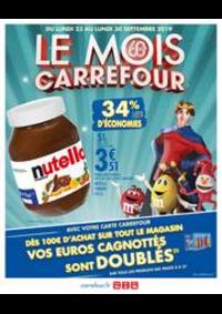 Prospectus Carrefour Montreuil : LE MOIS CARREFOUR !