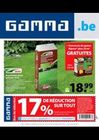Promos et remises GAMMA LEUVEN : Gamma Acties