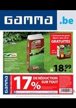 Promos et remises GAMMA : Gamma Acties
