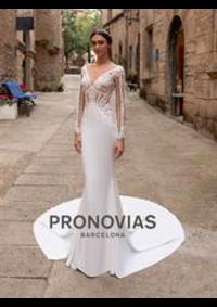 Prospectus Pronovias Paris : Robe de Mariée