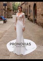 Prospectus Pronovias : Robe de Mariée