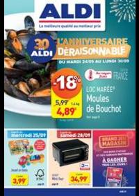 Prospectus Aldi Asnières-sur-Seine : Catalogue Aldi
