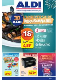 Prospectus Aldi St-Brice-sous-Forêt : Catalogue Aldi