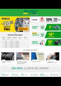 Prospectus Feu Vert L'HAY LES ROSES : Offres Feu Vert