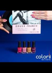 Prospectus Colorii Boulogne-Billancourt : Nouveautés