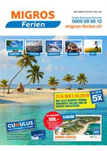 Bons Plans  : Migros Ferien Winter 2019-2020