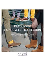 Prospectus André : Nouvelle Collection