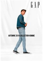 Prospectus Gap : Automne 2019 Collection Homme