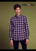 Prospectus Eden Park : Chemises Homme