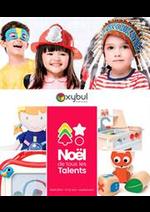 Prospectus Oxybul Eveil & jeux : Noël de tous les Talents
