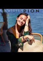 Prospectus Louis Pion : Nouveautés