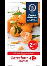 Prospectus Carrefour Express : offres valables a partir du 09 octobre