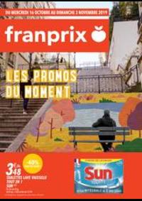 Prospectus Franprix PARIS 108 av. Général Michel Bizot : Les promos du moment