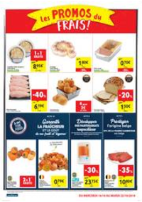 Promos et remises Carrefour Market GRAND TRIEU - CHATELINEAU : folder Carrefour Market