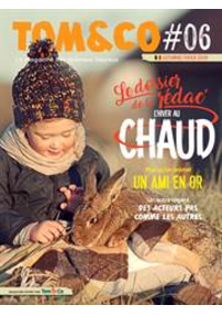 Journaux et magazines Tom&Co Charleroi - Mont sur Marchienne : Tom&Co Mag