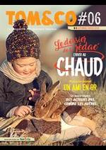 Journaux et magazines Tom&Co : Tom&Co Mag