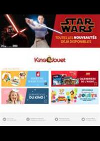 Prospectus KING JOUET THIAIS : Nouveautés Star Wars