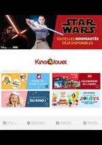 Prospectus King Jouet : Nouveautés Star Wars