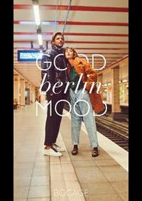 Prospectus Bocage PARIS 110 RUE DE RENNES : Good Berlin Mood