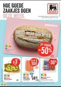 Prospectus Supermarché Delhaize Sint-Truiden : Folder Delhaize