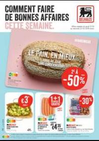 Promos et remises Supermarché Delhaize Marche-en-Famenne : Nouveau: Promotion de la semaine