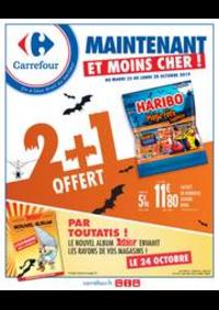 Promos et remises Carrefour : MAINTENANT ET MOINS CHER