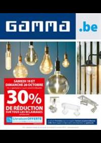 Prospectus GAMMA JEMEPPE SUR MEUSE : Gamma Actions