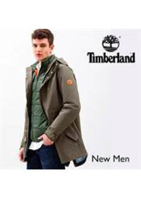 Prospectus Timberland Paris la Défense : New Jackets