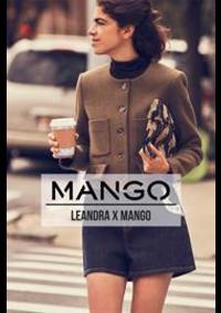 Prospectus MANGO PARIS 4 - 82 rue de Rivoli : Leandra x Mango