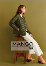 Catalogues et collections MANGO : Cuir