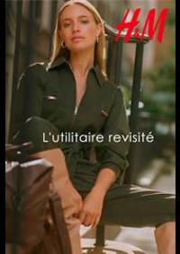 Prospectus H&M Aulnay Sous Bois : L'utilitaire revisite