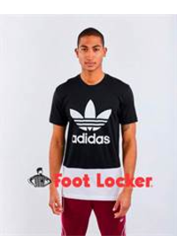 Prospectus Foot Locker Villiers en Biere : Collection T-Shirts / Homme
