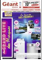 Prospectus Géant Casino : La tournée des promos !
