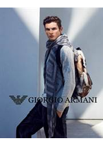 Catalogues et collections Armani : Collection Homme